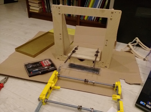 MK2 Clone | Good enough clone of Original Prusa i3 MK2!